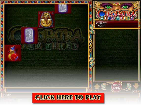 Click to Play Cleopatra Wild-Tiles