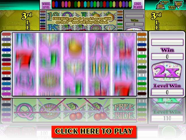 Click to Play Multi-Strike Triple Diamond Video Slots
